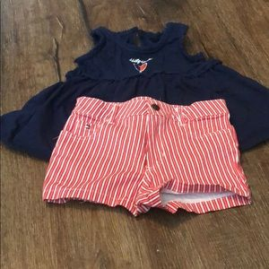 Tommy Hilfiger 2 piece outfit